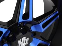 HD7 Radiant Blue detail