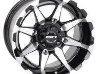 HD6 14x9 Machined Black