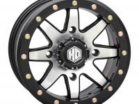 HD9 Machined-Black