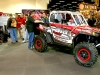 A radical Polaris RZR built by Big Country Powersports was a key drawing point for the 2013 STI Tire & Wheel booth at Indy. Photo by Harlen Foley.