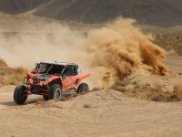 The Chicane RX Tires provided flat-proof traction throughout the Mint 400.