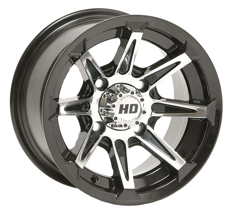 HD2SE GLOSS BLACK