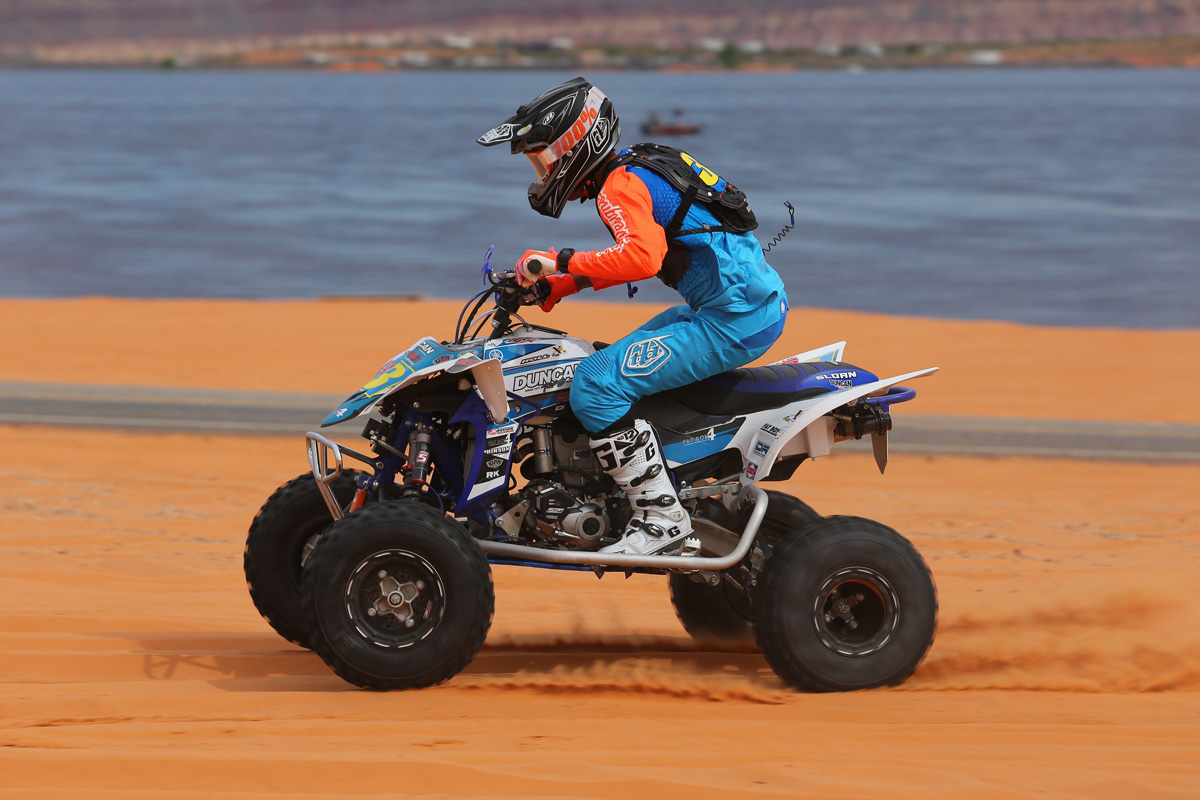 Mike Sloan, Duncan Racing - Tech 4 XC tires
