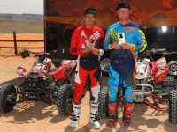 Tyler Benally, Bryce Peart - Pro Am ATV