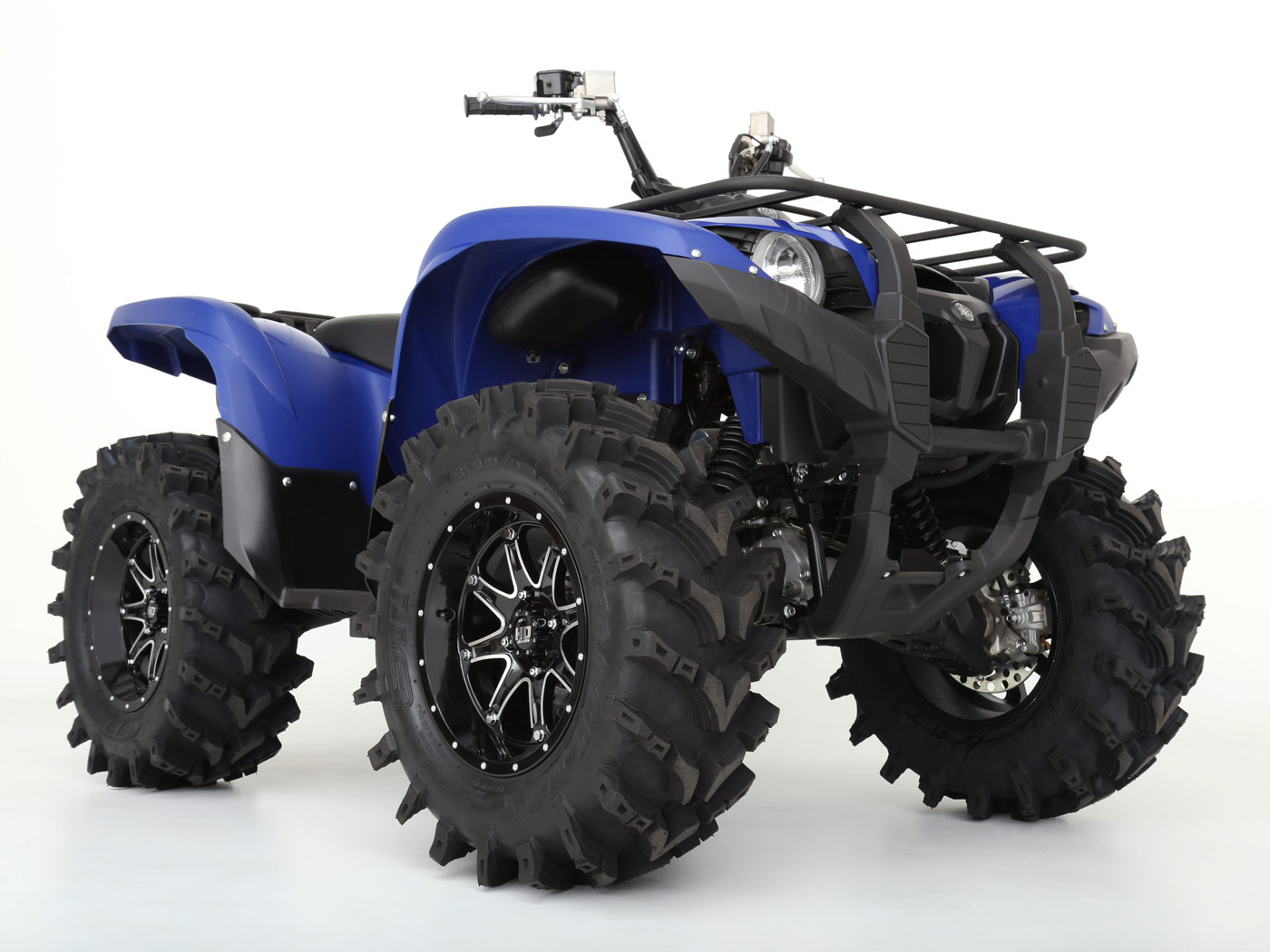 Yamaha Grizzly  Wheeler
