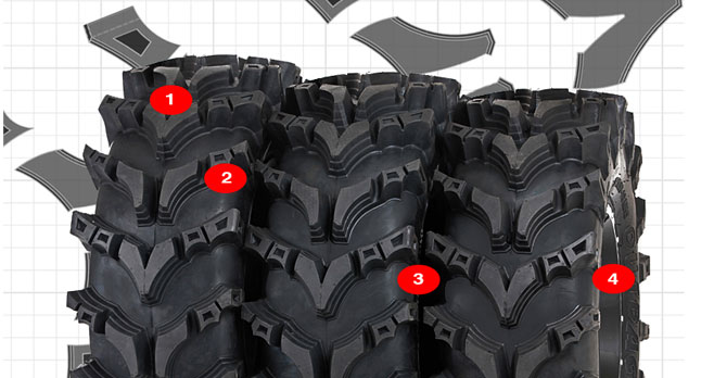 Atv Mud Tires For Sale