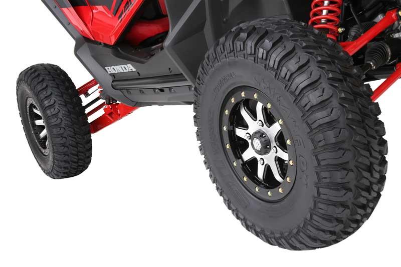 STI HD9 Beadlock Bronze ATV Wheel 14x7 4//156 5+2 14HB933