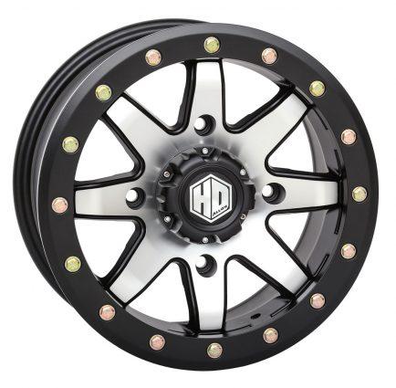 HD9 Comp Lock Matte Black & Machined
